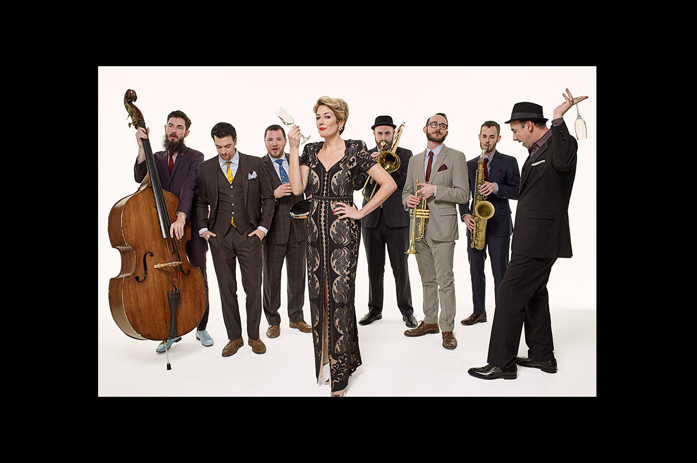 The Hot Sardines | Blue Note JAZZ FESTIVAL in JAPAN 2016 アーカイブ